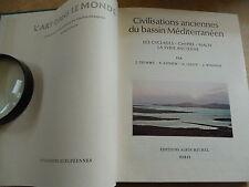 CIVILISATION ANCIENNE BASSIN MEDITERRANéEN A MICHEL L'ART DANS LE MONDE 71
