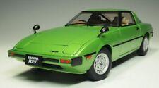 Mazda Savanna RX-7 (SA) in Mach Green in 1:18 Scale by AUTOart 75981