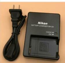 Ex-Pro USB LCD Triple /& 3x Batería Go-Cargador para Nikon EN-EL14 EN-EL14A MH-24