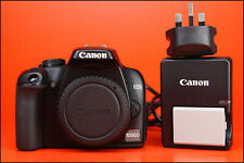Canon EOS 1000D DSLR Camera Body + Generic Battery & Canon Charger - 4,062 Shots