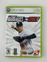 Major League Baseball 2K7 - Xbox 360 Game - Complete & Tested