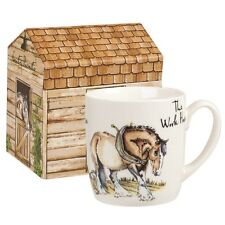 Queens At Your Leisure Collection The Workhorse Shire Horse Mug Gift Boxed