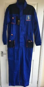 Fordson Major Tractor Embroidered Boiler Suit / Overall / Coverall  XS  - 5XL