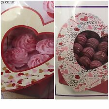 Wilton Valentines Day Heart Shape Cupcake Candy Treat Holder Storage Travel Box