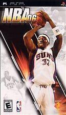 NBA 2006 Sony PSP Brand New Free Shipping