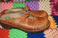 EL NATURALISTA SHOES SIZE 38 7.5 - 8 LEATHER LOAFERS SLIP ONS 8 EL NATURA LISTA