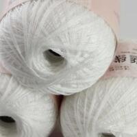 Venta de algodón hilo de ganchillo artesanales de encaje bordado a mano de punto No.8 50 Grx Bola de 1 22