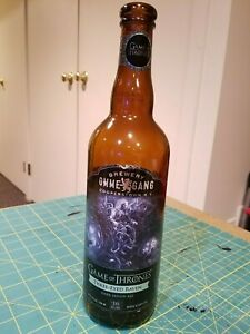 Game of Thrones' Three-Eyed Raven Collectible Bottle Ommegang Dark Ale Beer