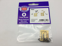 Parkside PS82 O Gauge 3 Link Instanter Couplings, Hooks, Springs
