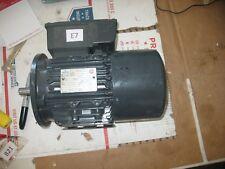 Emerson BR34S2AC3 .7 HP 3 Ph 208-230/460//400 Volts 1710 RPM Fr. 56TC 60/50 Hz