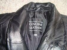 Navarre Italian Stone XL Leather Coat