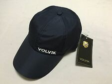 GENUINE VOLVIK BASEBALL CAP LIGHT WEIGHT MICROFIBRE MIDNIGHT BLUE NEW WITH TAGS