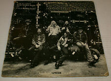 Allman Brothers Band At The Fillmore East First Press Pink Labels + Extra 3 LP