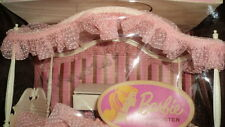1961  BARBIE FOUR-POSTER BED STILL IN ORIGINAL PACKAGE - NEVER OPENED ~!!