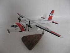 Casa 235 HC-144 Ocean Sentry Airplane Desktop Wood Model