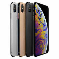 Apple iPhone XS - 64GB, 256GB, 512GB - Unlocked, AT&T, Verizon, T-Mobile, Sprint