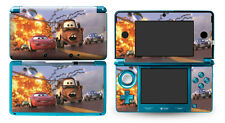 Skin Sticker to fit Nintendo 3DS - Disney Cars