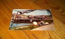 Peggy's Cove Famous Beauty Spot South Shore Nova Scotia Canada vintage Postcard