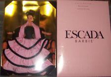 Escada Barbie 1996 Limited Edition MIB!!