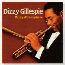 CD DIZZY GILLESPIE DIZZY ATMOSPHERE GROOVIN' HIGH ALL THE THINGS YOU ARE ETC