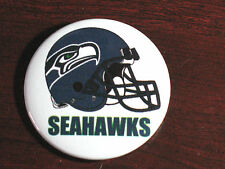 SEATTLE SEAHAWKS -, NFL COLLECTORS BUTTON