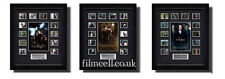 3 = Twilight , New Moon & Eclipse filmcells  FULL SET