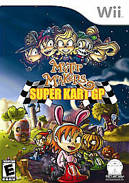 Myth Makers: Super Kart GP (Nintendo Wii) Brand New / Fast FREE Shipping