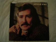 Steve Fry Rare Xian LP Produced by Steven Taylor Sparrow Record~Christian~Gospel