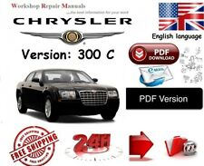Chrysler 300 C 2004 - 2010 Workshop & Repair  Manual PDF version