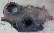 IH International Farmall 460 D236 Diesel Engine Motor Crankcase Timing Cover