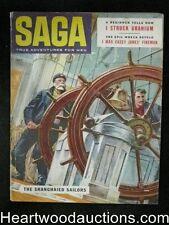 Saga May 1954 Phony Pro wrestling, Casy Jones, Kunstler