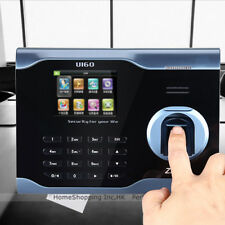 Pro Zksoftware U160 Biometric Wifi Attendance Fingerprint Scanner 3 Color Tft