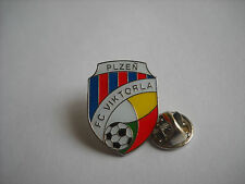 a1 VIKTORIA PLZEN FC club spilla football calcio fotbal pin kolik rep ceca czech