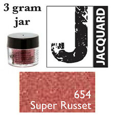 Pearl Ex Mica Powdered Pigments - 3g bottles - SUPER RUSSET 654