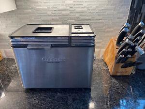Cuisinart CBK200 Convection Bread Maker - Silver