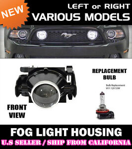 [LEFT/RIGHT] FORD LINCOLN MERCURY SUV OE style Replacement Fog Light Lamp (ONE)
