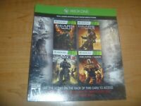 Gears of War 1 2 3 & Judgement Full Games Download XBOX 360 & ONE Great Set Lot