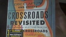 Eric Clapton & Guests - Crossroads Revisited [CD x 3] 4 hrs. of Live Performance