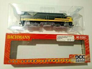 Bachmann DCC Digital HO Alco FA2 Diesel Locomotive New Old Stock L&N No. 64704