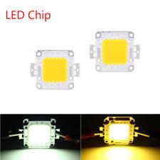 10W 20W 30W 50W 100W LED Chip High Power SMD 1-5pcs Lamp COB Bulb Bead Light DIY