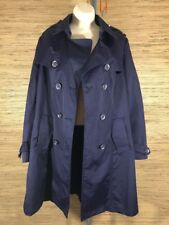 New York & Company women's Large double breasted trench coat Fast Shipping!!!