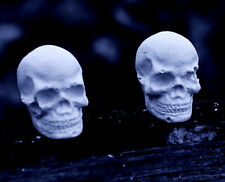 50 Skull Attack Reactive Chalk Targets BB Air Rifle Airsoft Exploding
