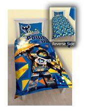 Ropa de cama Lego color principal azul para niños