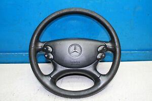 Mercedes W209 CLK Multifunktion Leder Lenkrad Airbag 2308600102 A2304604403