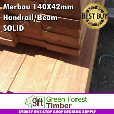 Merbau 140X42 Handrail / Beam SOLID
