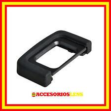 DK-25 GOMA OCULAR para Nikon D5300,D5500,D3300,D3100,D5000,D3000,D3200,D5400