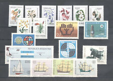(856995) Small lot, Ship, Flowers, Argentina
