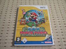 Super Paper Mario für Nintendo Wii und Wii U *OVP*