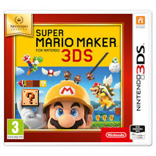 Super Mario Maker 3DS Game (Selects) - Pre Order