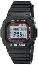 Casio G Shock Tough Solar Radio Clock Multiband 6 Gw-M5610-1 F/S /C1